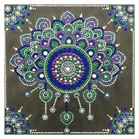 5D Diamond Painting Special Shaped Embroidery Cross Crafts Stitch Kit Home Decor