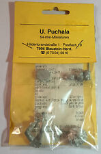 ULRICH PUCHALA MINIATUREN P 12 - PILOT SITTING FOR Me 109 - 54mm WHITE METAL