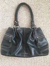 Women's NINE WEST Black Purse/Handbag/Pocketbook