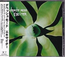 Free Shipping Depeche Mode Exciter CD Obi JAPAN