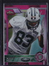 88cb892d Rookie Austin Hill Football Trading Cards for sale | eBay