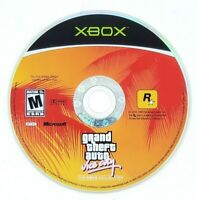 Grand Theft Auto Vice City Microsoft Xbox Original Game Only