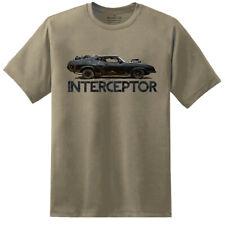 Mens Mad Max Interceptor Ford Falcon Car T Shirt RETRO Vintage Thunderdome