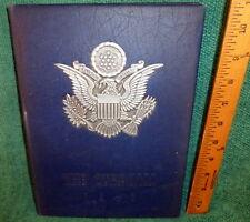 1943 CARDINAL YEARBOOK- WESTWOOD, NJ HIGH SCHOOL