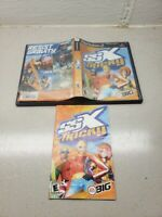 NO GAME SSX Tricky Sony PlayStation ps2 case & Manual NO GAME INCLUDED