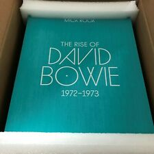 The Rise of David Bowie 1972-1973 DAVID BOWIE signed Taschen Book #1826