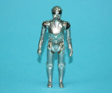 STAR WARS ANH DEATH STAR DROID HONG KONG COO PBP POCH 100% COMPLETE C8 KENNER