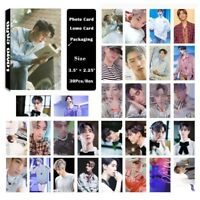 30Pc/set KPOP GOT7 Mark Album Present YOU PhotoCard Lomo Card Posters