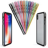 Bumper für Apple iPhone X iPhone XS Case Hülle Schutzhülle Rahmen Wallet Cover