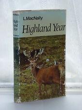 L Macnally - Highland Year 1968 Edition / Natural History