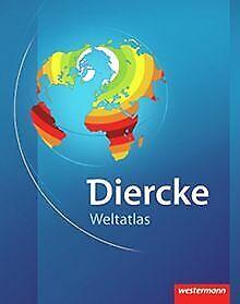 Diercke Weltatlas - aktuelle Ausgabe: Mit Registriernumm... | Buch | Zustand gut
