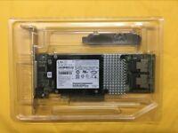 LSI MegaRAID 9261-8i 8-port PCI-E 6Gb/s SATA/SAS RAID Controller Card + Battery