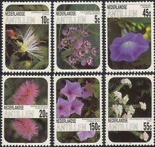 Netherlands Antilles 1985 Flowers/Plants/Nature/Conservation 6v set (n25059)