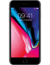 Apple iPhone 8 Plus 256GB Factory Unlocked Space Grey