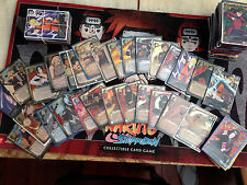 4000+ Naruto Cards Lot CCG with Comm/UnComm/Rares/Foils/Holos/Super Rares