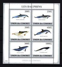Comores 2009 dauphins n° 1459 à 1464 feuillet neuf ** 1er choix