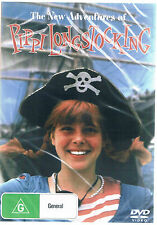 THE New Adventures Of Pippi Longstocking,  BRAND NEW AND SEALED