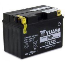 NUOVA BATTERIA YUASA TTZ12S-BS EX YTZ12S-BS HONDA SH 300 2009 2010 2011