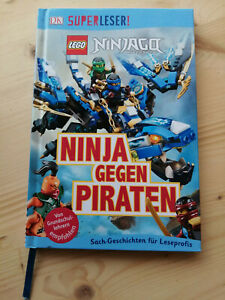 Lego Ninjago Ninja gegen Piraten Buch