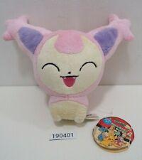"Skitty 190401 Pokemon Banpresto 6"" Plush 2005 Stuffed TAG Toy Doll Japan 42679"