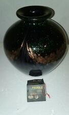 Dale Tiffany Art Glass Vase FAVRILE Collection
