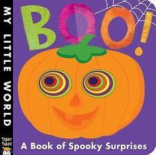 Boo! : My Little World by Jonathan Litton (2015, Board Book)