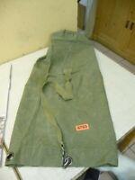 6703. Alter Militär Ruckack Tasche Militär Old Military Bag