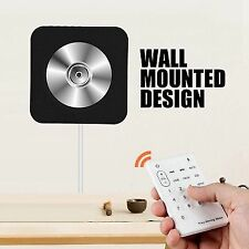 Wall Mounted Bluetooth CD Player Speaker With Remote Control 110-240v AU Plug ZZ