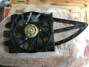 Fiat Panda 03-12 1.3JTD NEW GENUINE electric cooling fan & cowl 51764534 20A4