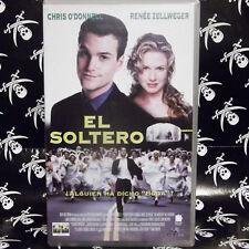EL SOLTERO (Gary Sinyor) VHS . Chris O'Donnell, Renée Zellweger, Hal Holbrook, J