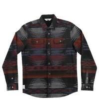 O'Neill Franklin Woolrich Shirt (M) Black