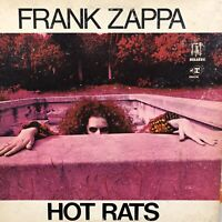 ROCK Frank Zappa - Hot Rats (1969) Bizarre RS 6356