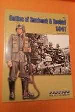Concord publications 6536: Battles of Smolensk & Roslavl 1941 by Hans Seidler