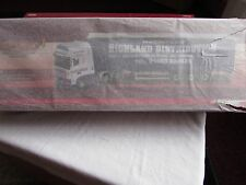 Corgi Model,Daf XF Super space-cab Lorry,Macritchie (Highland Distribution.1.50