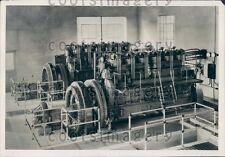 Diesel Generators Dover Delaware Power Plant Press Photo