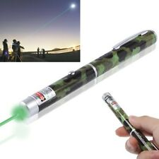 Puntatore Laser Militare Verde Green Beam Pointer Pen in metallo