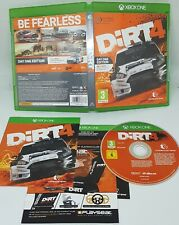 Dirt 4 Day One Edition Xbox One VERY GOOD CONDITION