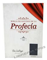 BIBLIA DE ESTUDIO DE LA PROFECIA REINA VALERA 1960 EDICION DE LUJO CON INDICE