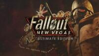 Fallout New Vegas Ultimate Edition Steam Game Key - Worldwide/Region Free -