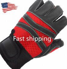 Sports Racing Cycling Motorcycle MTB Bike Bicycle Gel Half Finger Gloves