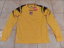 Uhlsport Fram Sportsklubben Goal Keeper Soccer Shirt Jersey Large Sewn Logo New