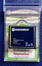 Navionics Platinum CF/903P Nova Scotia - Newfoundland 2007 CF Chart Card
