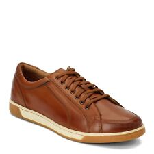Cole Haan 13 Shoes Berkley Sneaker British Tan Brown Leather Men's New C32219