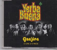 Verba Buena-Guajira cd maxi single
