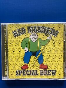 Bad Manners - Special Brew CD New Sealed Ska CD