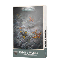 Aeronautica Imperialis Rynn's World Area of Engagement Board Warhammer 40K