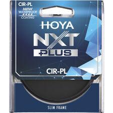 Hoya 49mm NXT Plus Multicoated Circular Polarizer Filter. U.S. Authorized Dealer