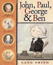 John, Paul, George & Ben, Lane Smith, Good Condition, Book