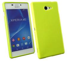 ULTRAFINOS Funda Gel para Sony Xperia Z3+, Xperia M4 Aqua & M5 Smartphone