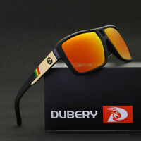 7b41b39ff9 DUBERY Men s Polarized Sunglasses Outdoor Sports SunGlasses Dragon Glasses  NEW